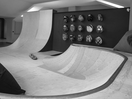 2016 Wall-riders House