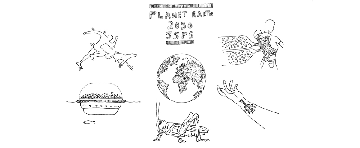 Climate Change: design activism for sustainability